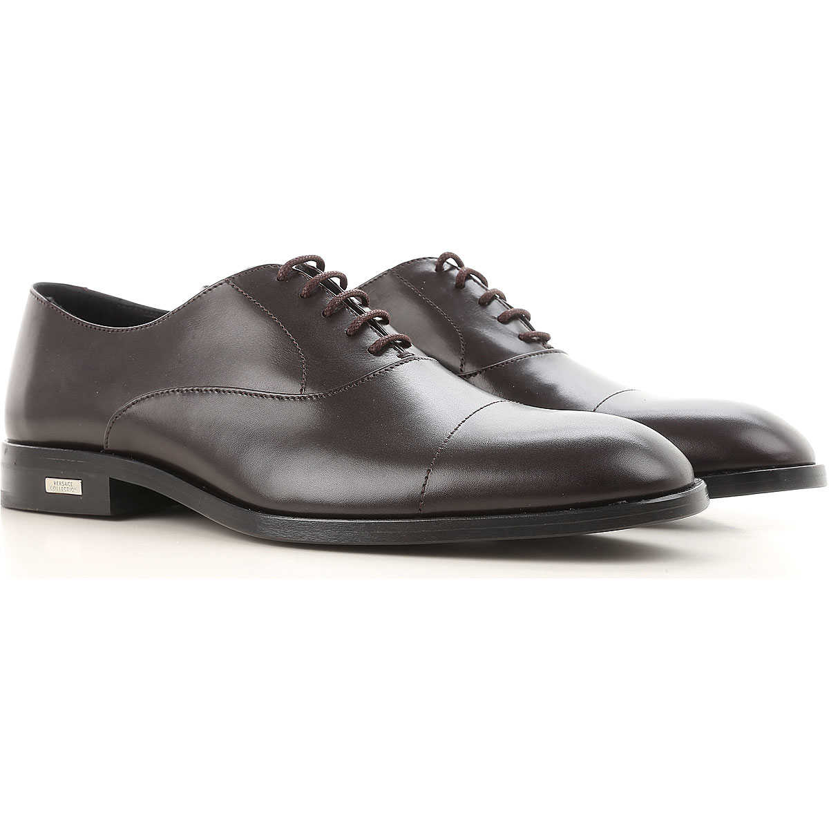 Versace Lace Up Shoes for Men Oxfords Derbies and Brogues On Sale SE - GOOFASH