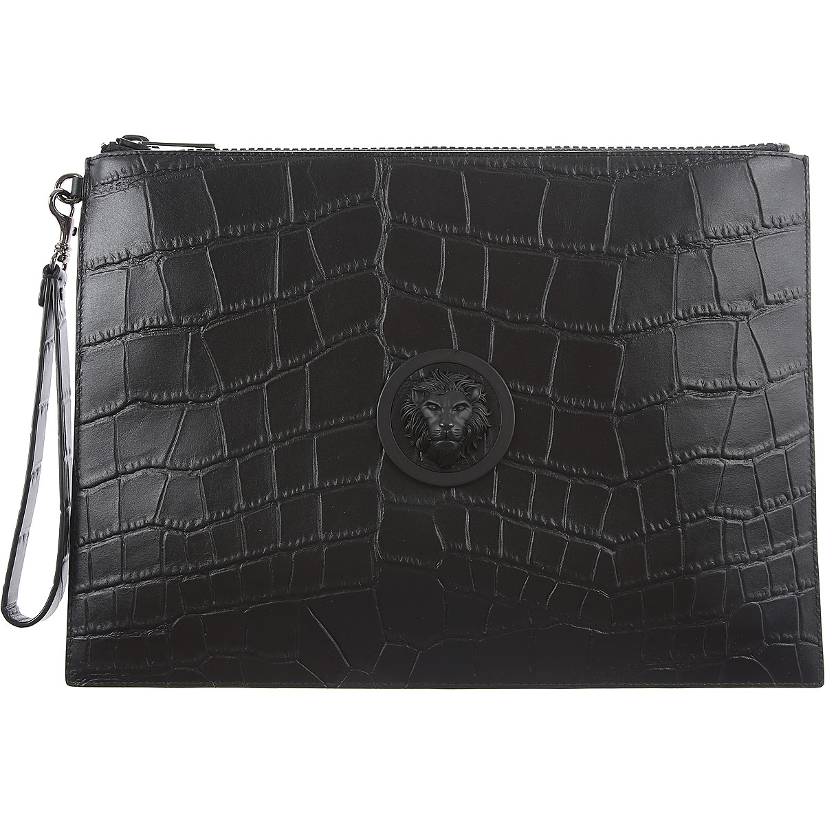 Versace Pouches in Outlet Black USA - GOOFASH