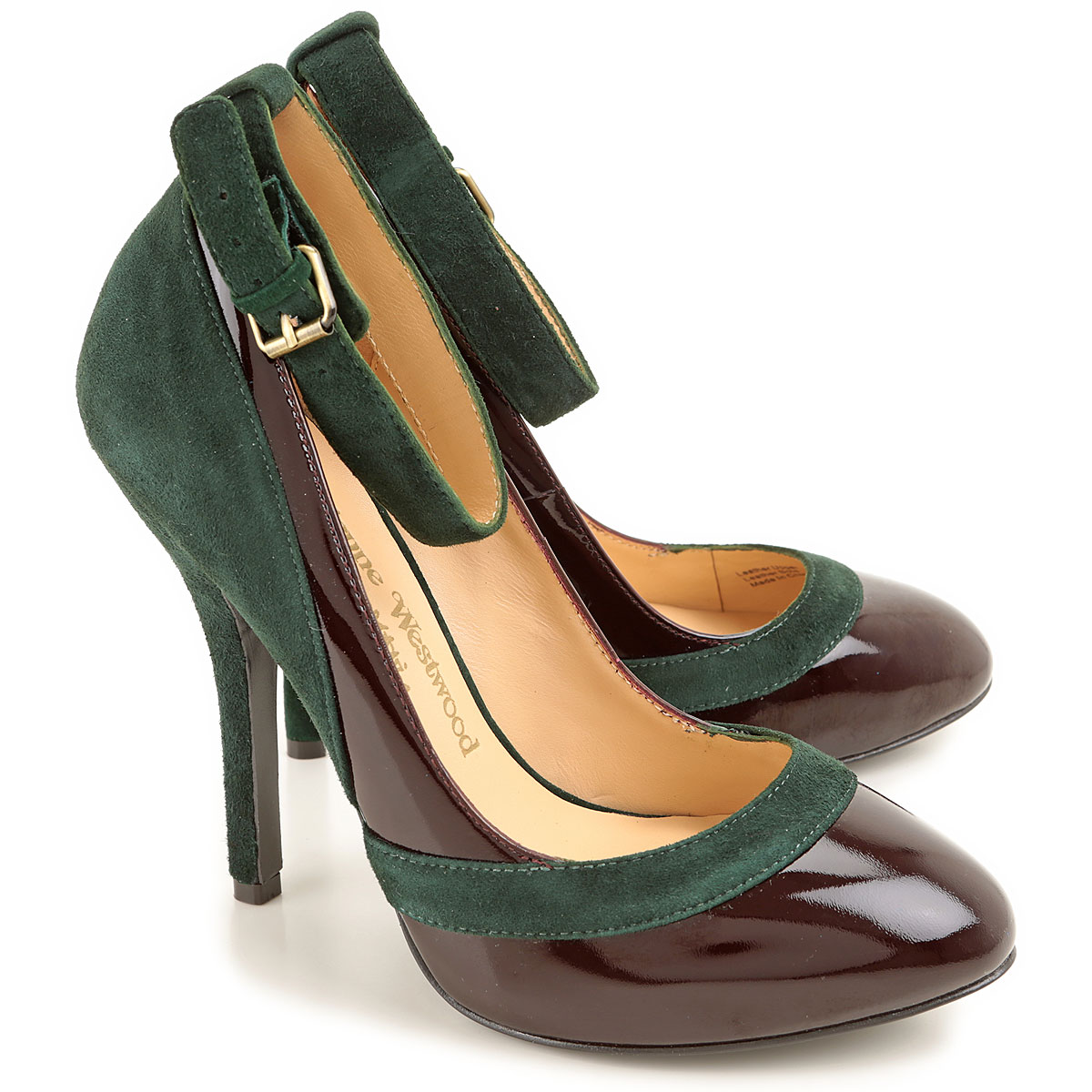 Vivienne Westwood Pumps & High Heels for Women in Outlet Forest Green USA - GOOFASH
