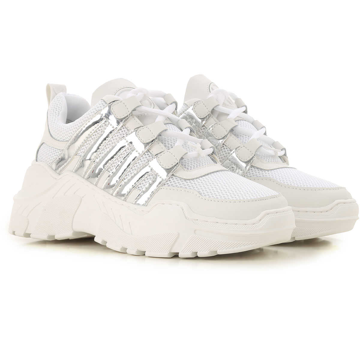 Windsor Smith Sneakers for Women On Sale White SE - GOOFASH
