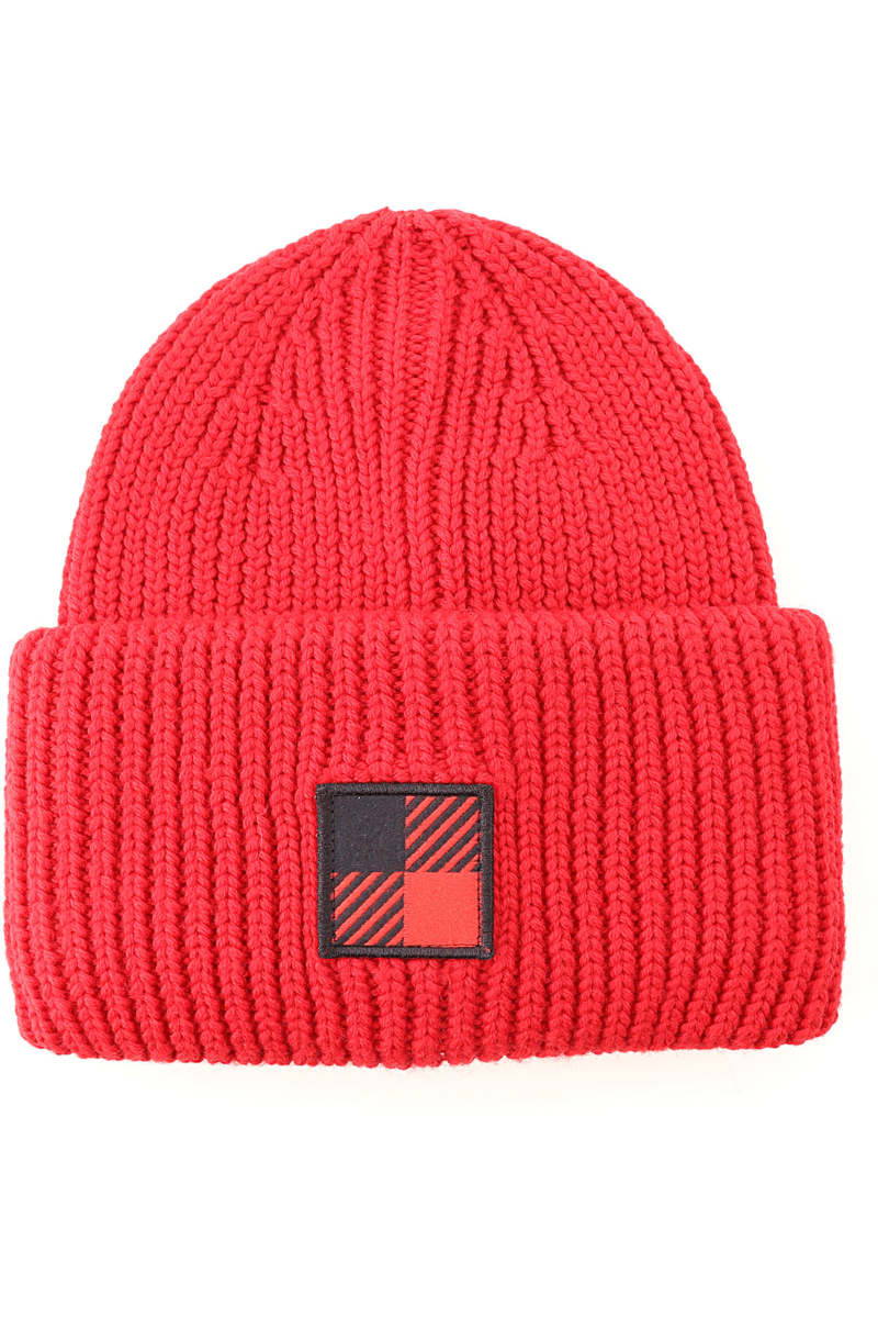 Woolrich Hat for Women Red USA - GOOFASH
