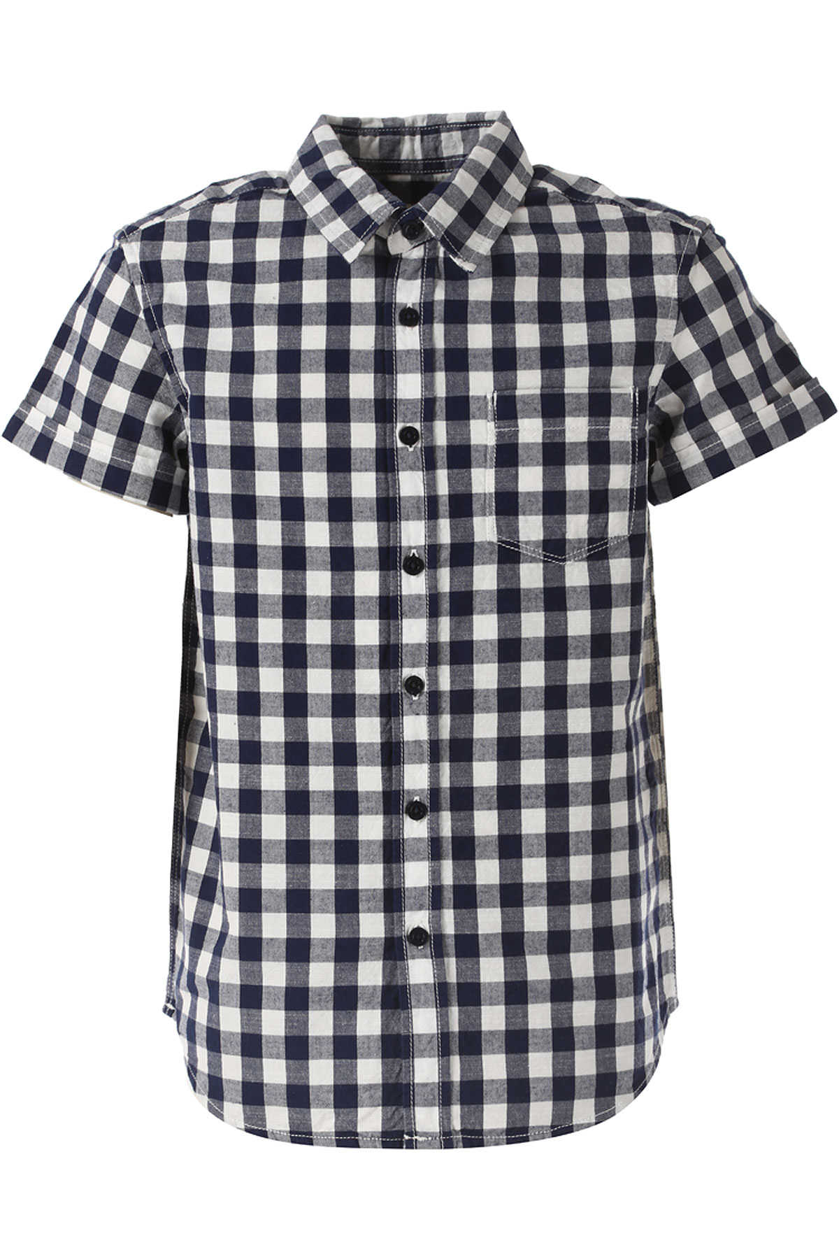 Woolrich Kids Shirts for Boys On Sale in Outlet navy SE - GOOFASH