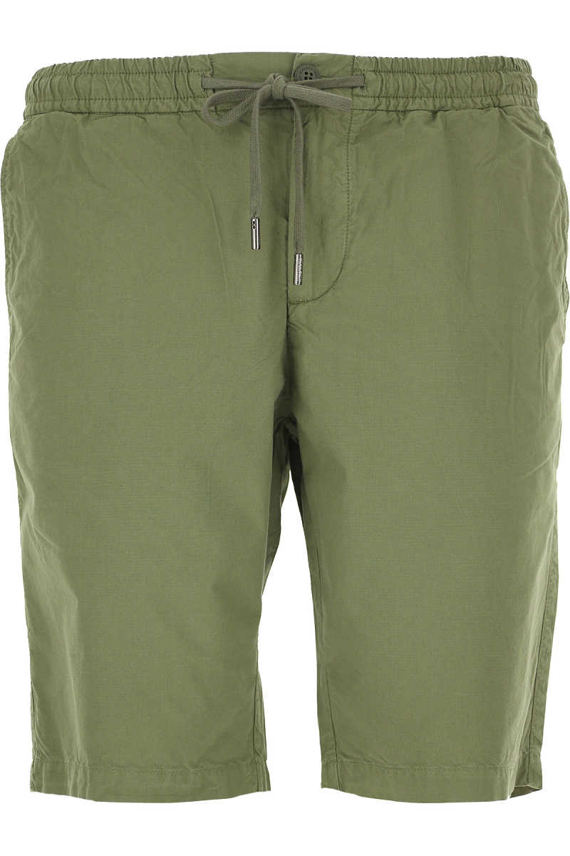 Woolrich Shorts for Men On Sale Military Green SE - GOOFASH