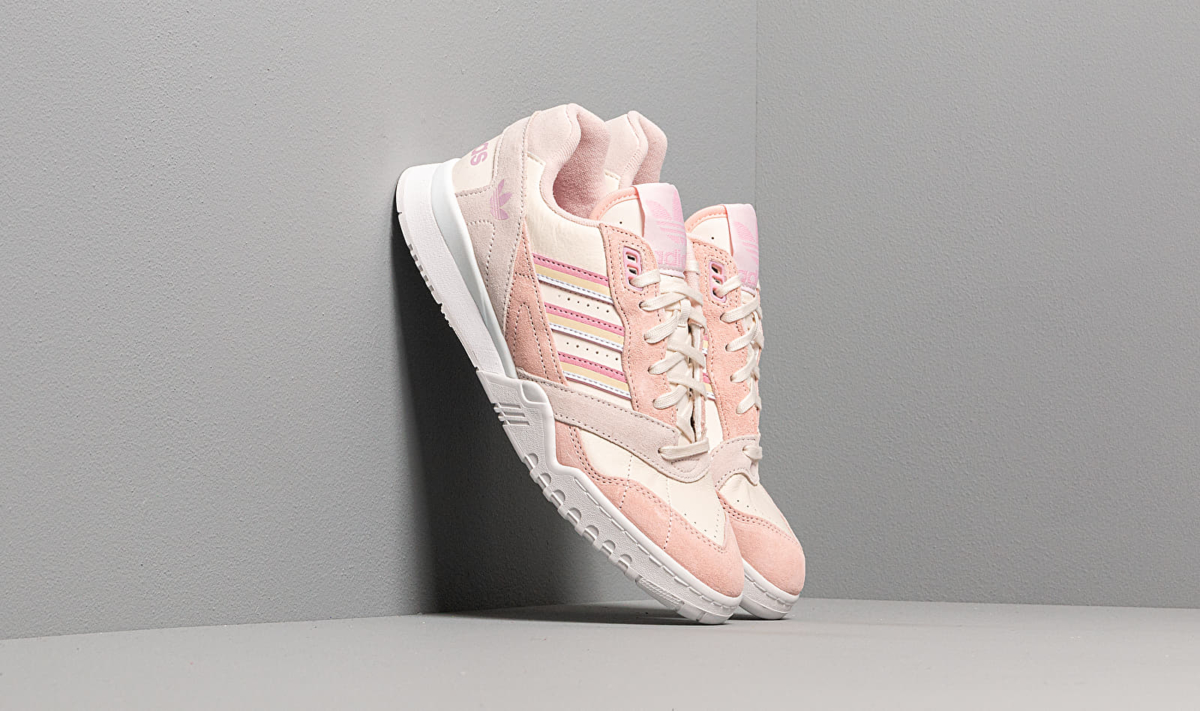 adidas A.R. Trainer W Core White/ True Pink/ Orchid Tint UK - GOOFASH