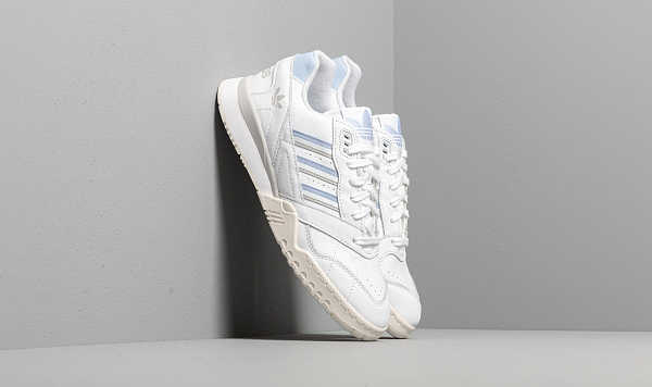 adidas A.R. Trainer W Ftw White/ Periwinkle/ Cloud White UK - GOOFASH
