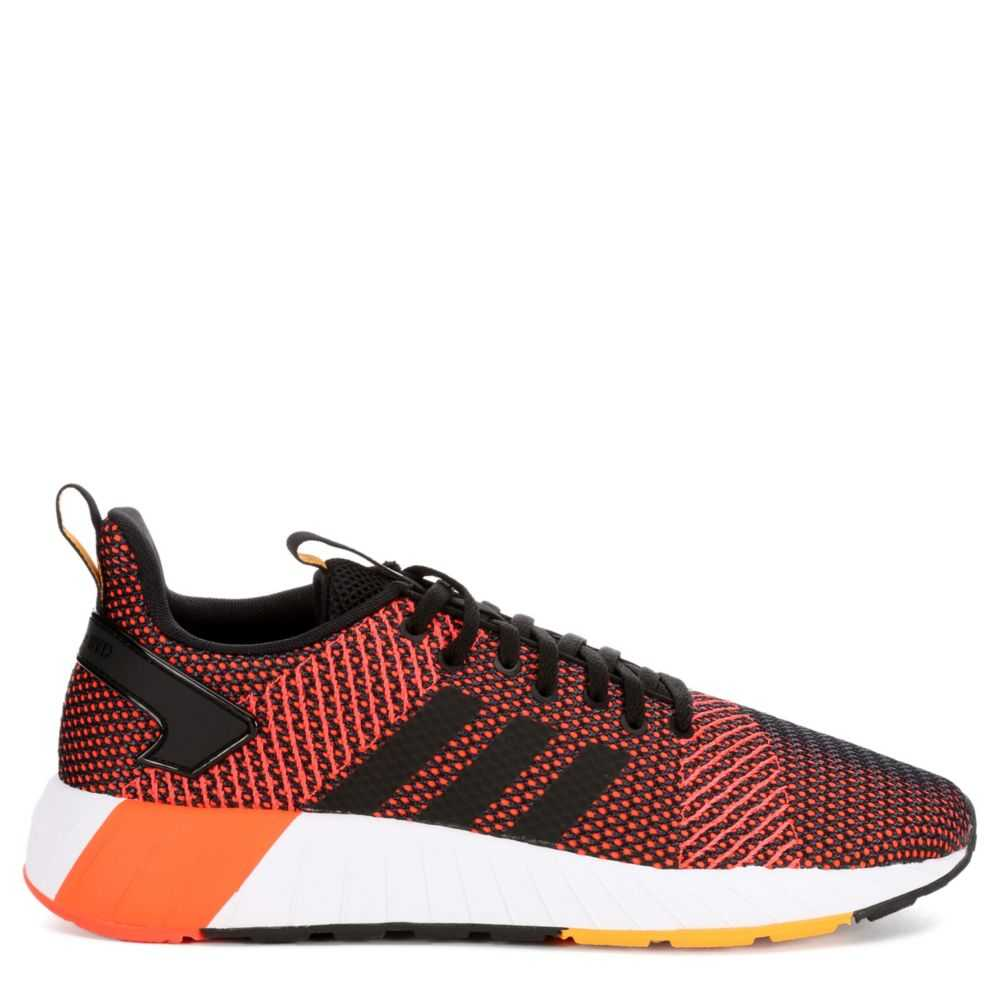 Adidas Mens Questar Beyond Running Shoes Sneakers Red USA - GOOFASH - Mens SNEAKER