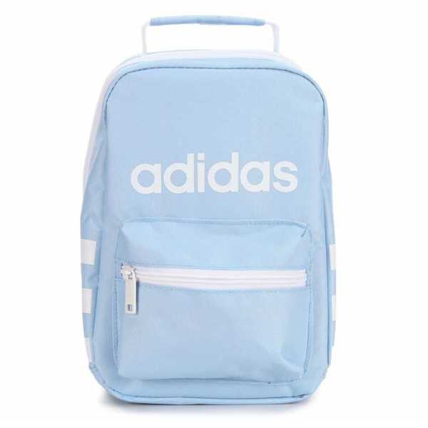 Adidas Unisex Santiago Lunch Bag Blue USA - GOOFASH -