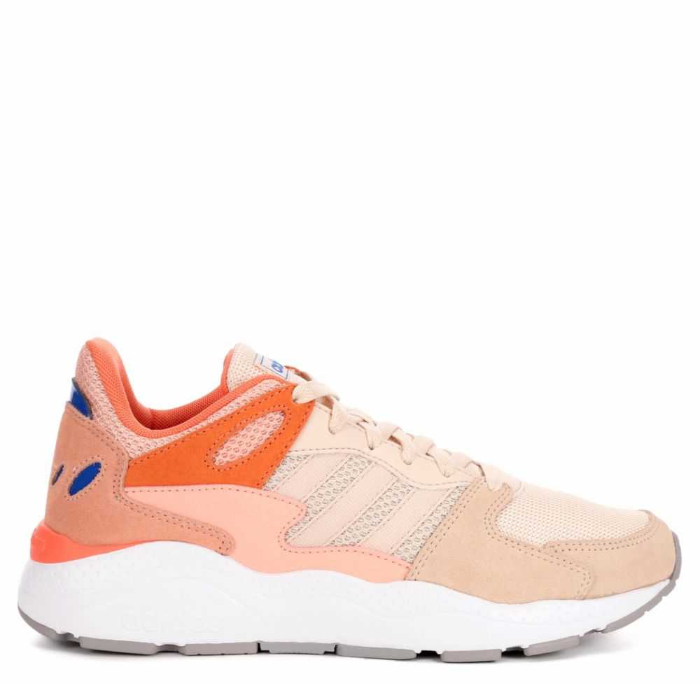 Adidas Womens Crazychaos Shoes Sneakers Beige USA - GOOFASH - Womens SNEAKER