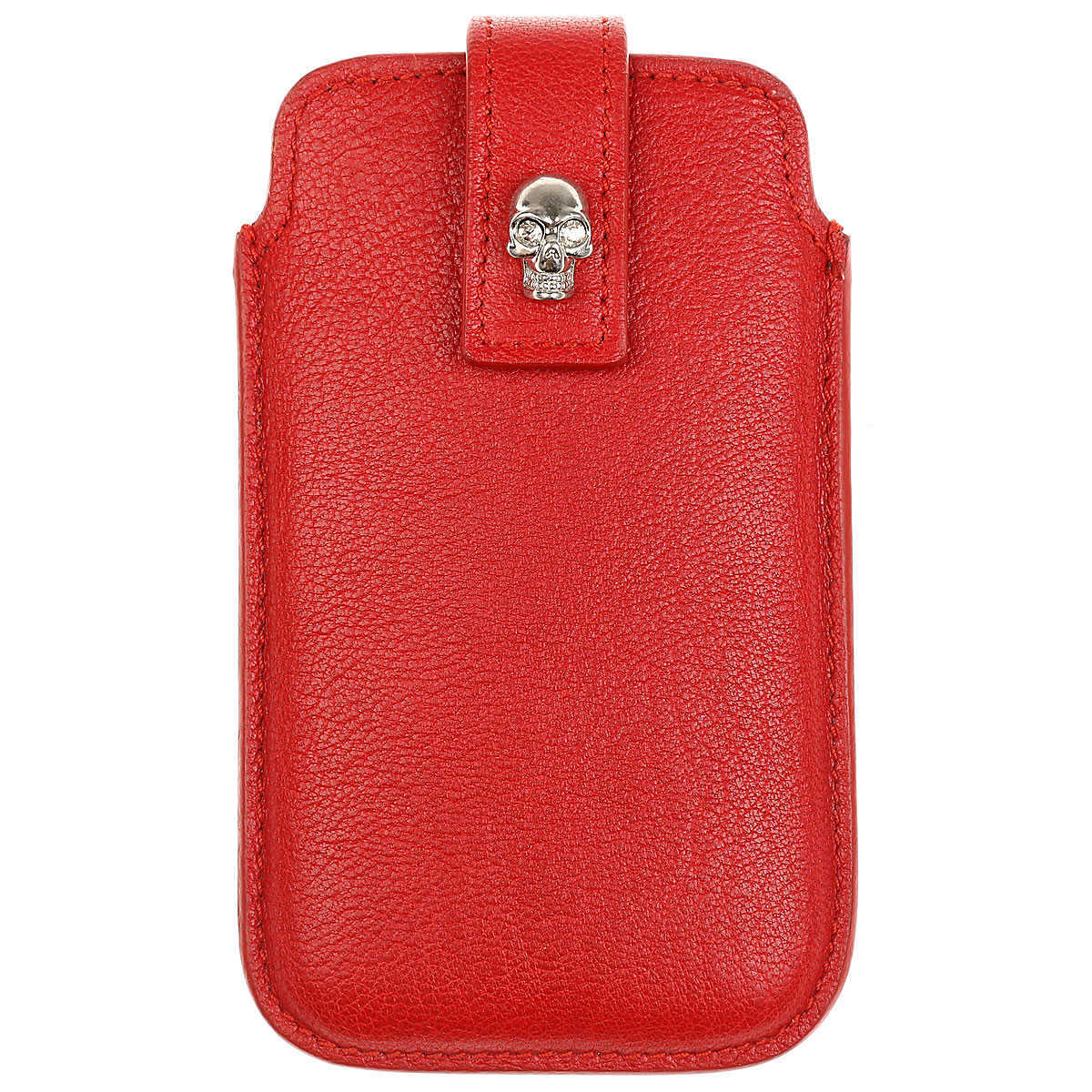 Alexander McQueen Womens Wallets On Sale in Outlet Red - GOOFASH
