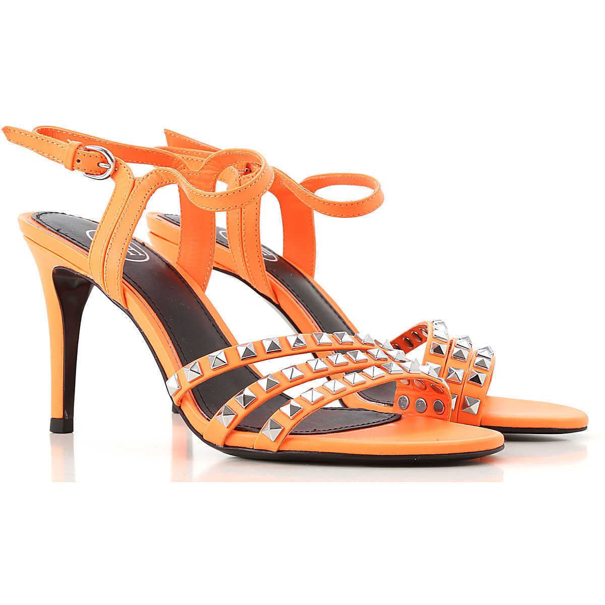 Ash Sandals for Women On Sale Orange - GOOFASH