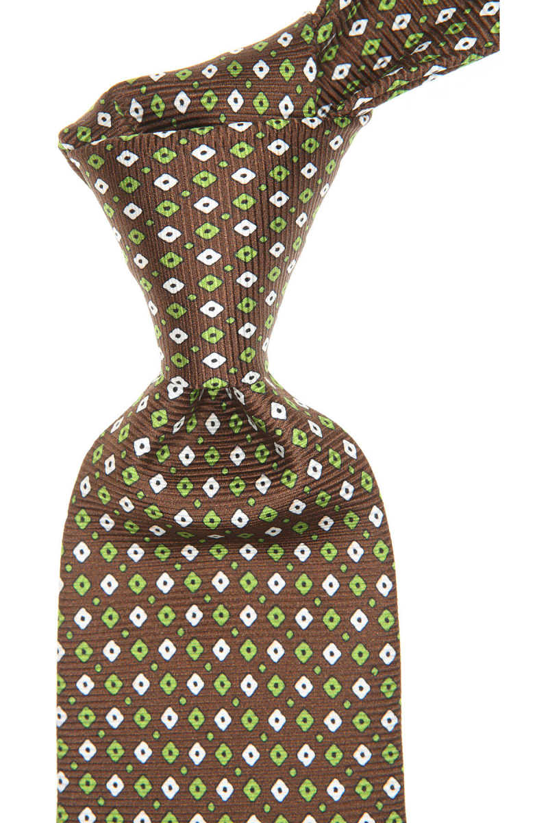 Barba Napoli Ties On Sale in Outlet Brown UK - GOOFASH