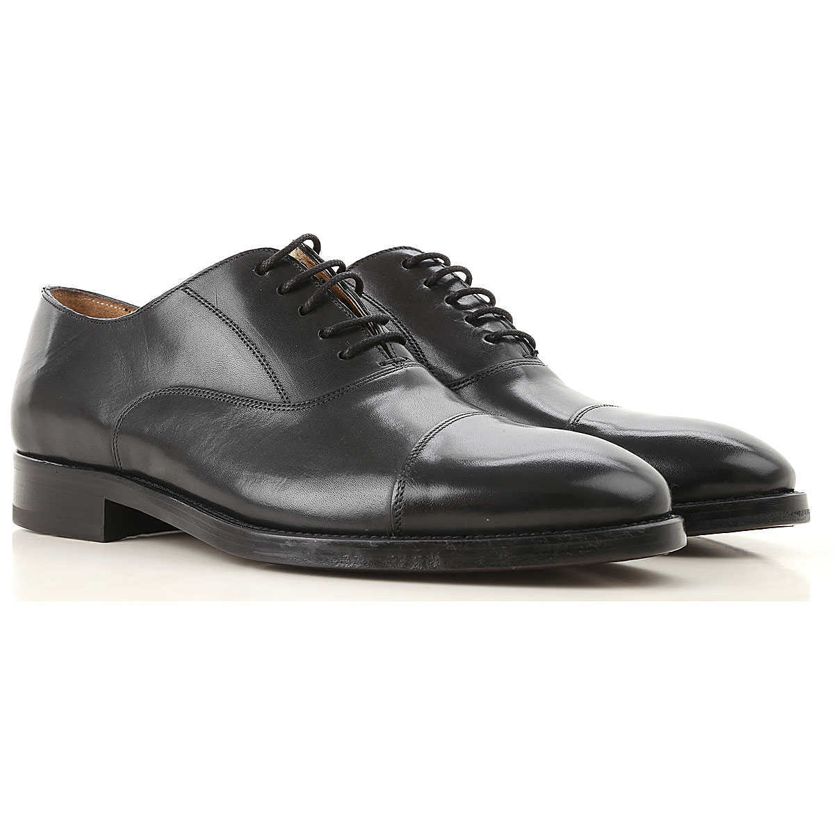 Brecos Lace Up Shoes for Men Oxfords Derbies and Brogues On Sale - GOOFASH