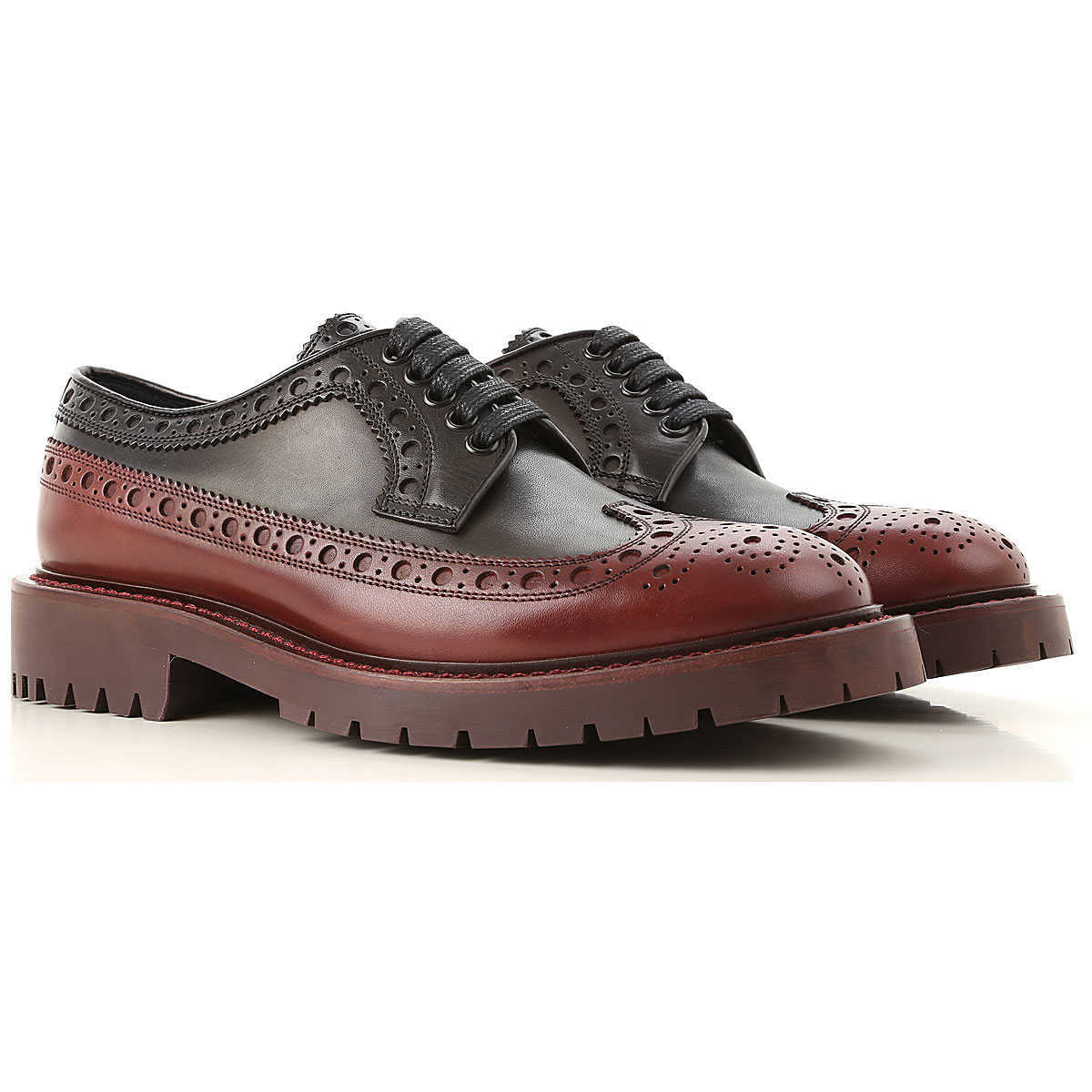 Burberry Lace Up Shoes for Men Oxfords 6 6.5 7 7.5 8.5 Derbies and Brogues On Sale UK - GOOFASH