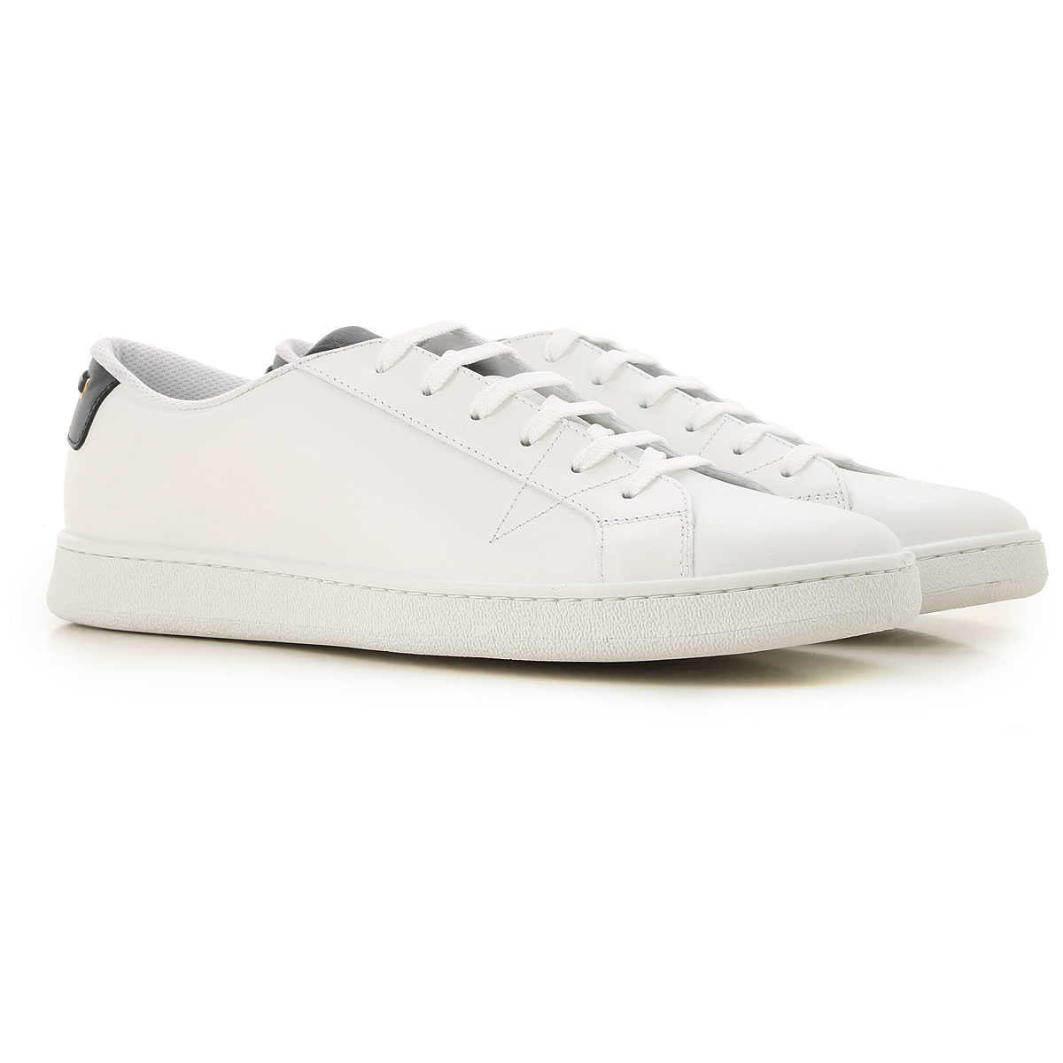 Car Shoe Sneakers for Men On Sale White - GOOFASH