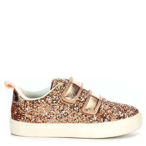 Carters Girls Andee2 Shoes Sneakers Rose Gold USA - GOOFASH - Womens SNEAKER