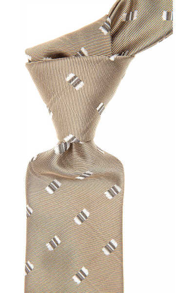 Christian Dior Ties On Sale in Outlet Dark Tan - GOOFASH