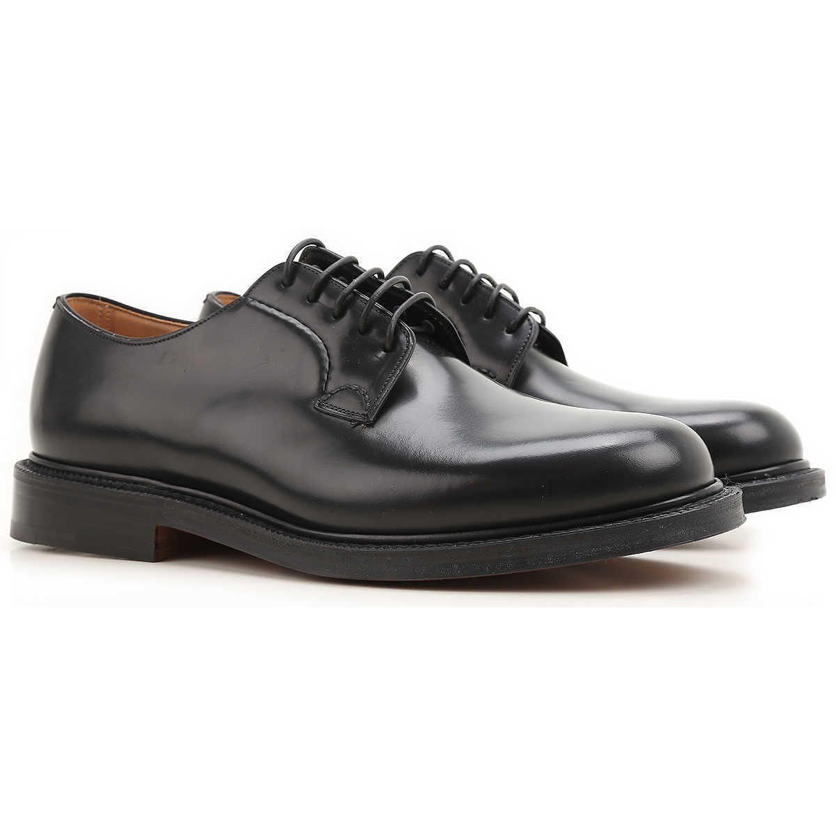 Church's Lace Up Shoes for Men Oxfords 10 10.5 6 7 8 8.5 9 Derbies and Brogues UK - GOOFASH