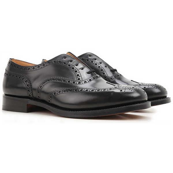 Church's Lace Up Shoes for Men Oxfords 10 11 7 8 8.5 Derbies and Brogues UK - GOOFASH