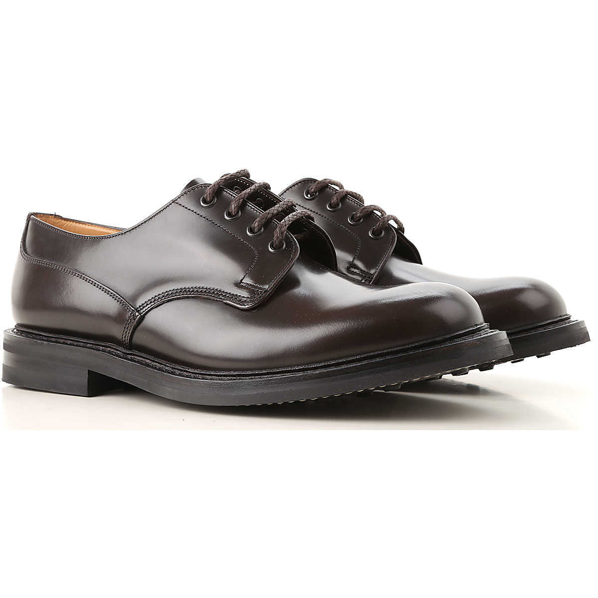 Church's Lace Up Shoes for Men Oxfords 10 8 9 Derbies and Brogues UK - GOOFASH