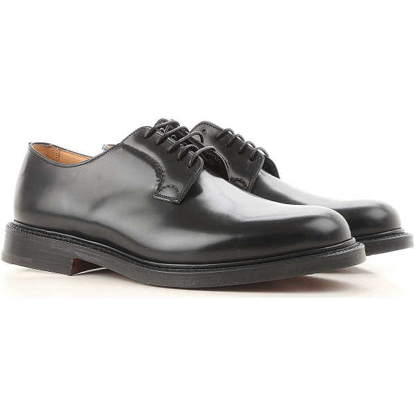 Church's Lace Up Shoes for Men Oxfords 11 7 9 Derbies and Brogues On Sale UK - GOOFASH