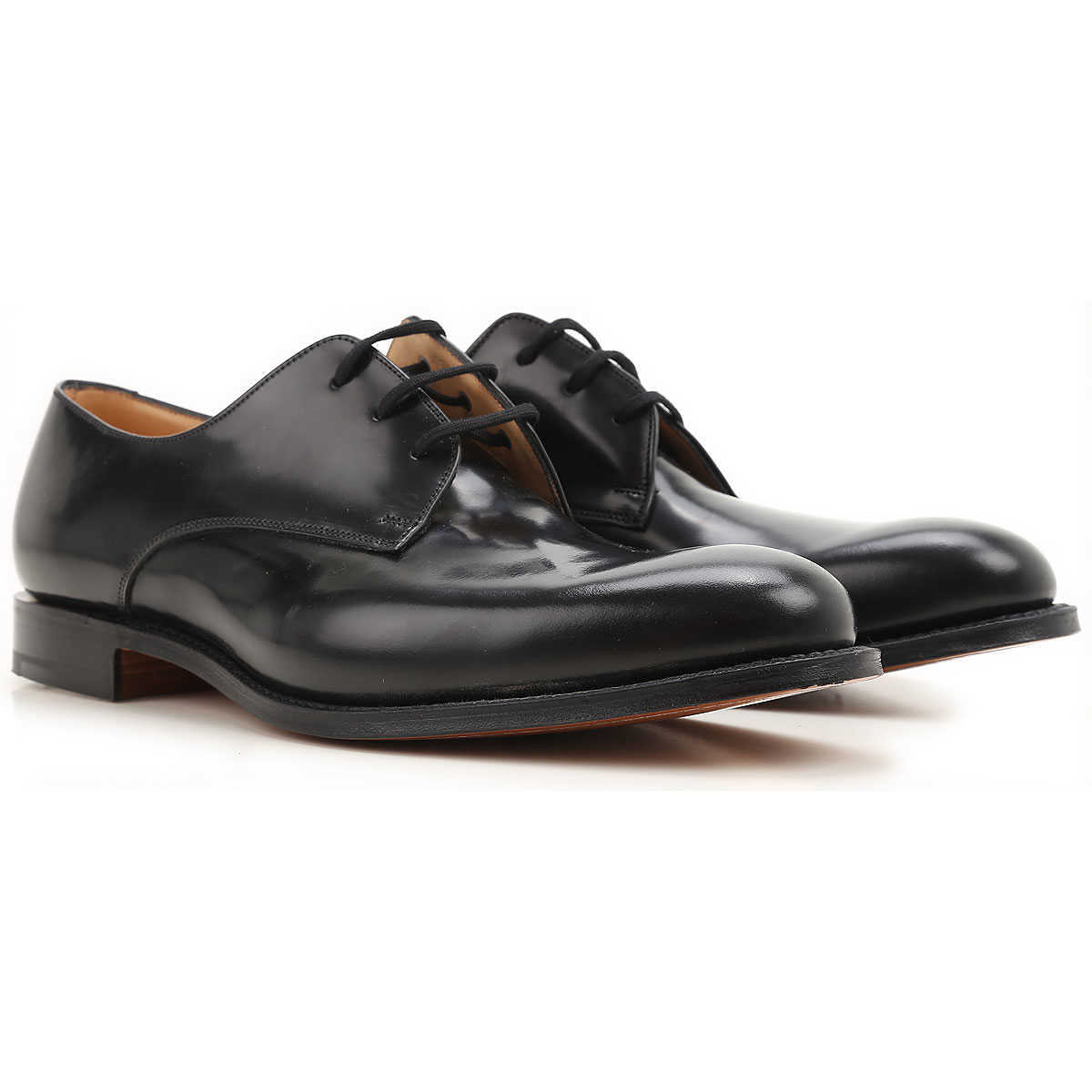 Church's Lace Up Shoes for Men Oxfords 7.5 8 8.5 9 Derbies and Brogues UK - GOOFASH
