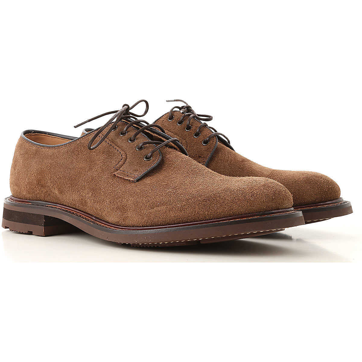 Church's Oxford Shoes for Men On Sale Brown UK - GOOFASH