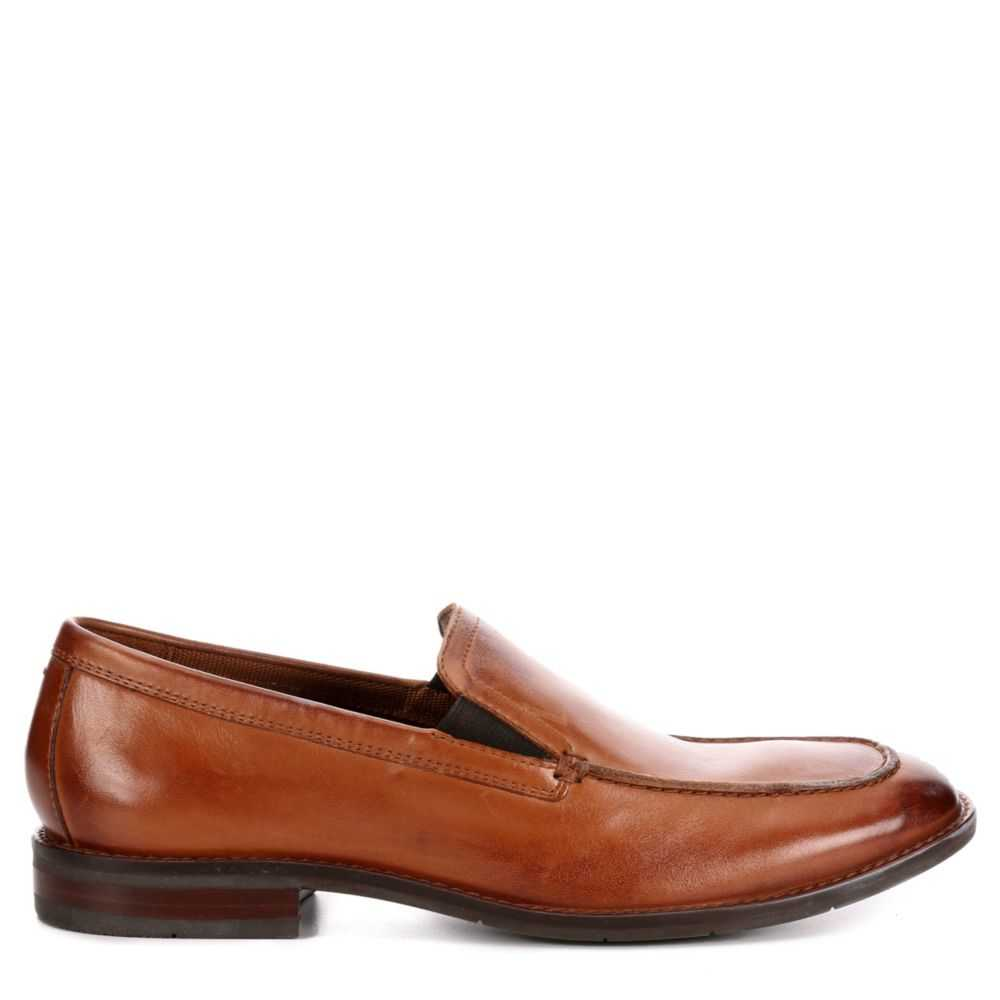 Cole Haan Mens Aerolight Grand Dress Casual Loafer Loafers Tan USA - GOOFASH - Mens LOAFERS
