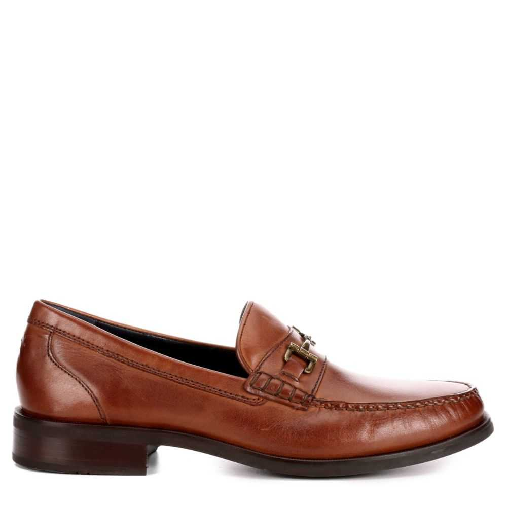 Cole Haan Mens Pinch Sanford Loafers Cognac USA - GOOFASH - Mens LOAFERS