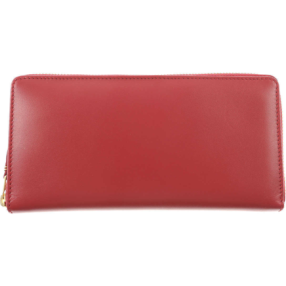 Comme des Garcons Wallet for Women Red - GOOFASH