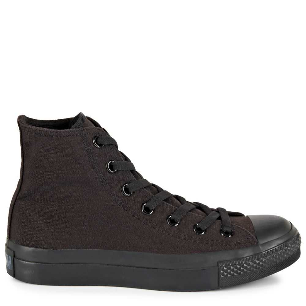 Converse Womens Chuck Taylor All-Star High-Top Shoes Sneakers Black USA - GOOFASH - Womens SNEAKER