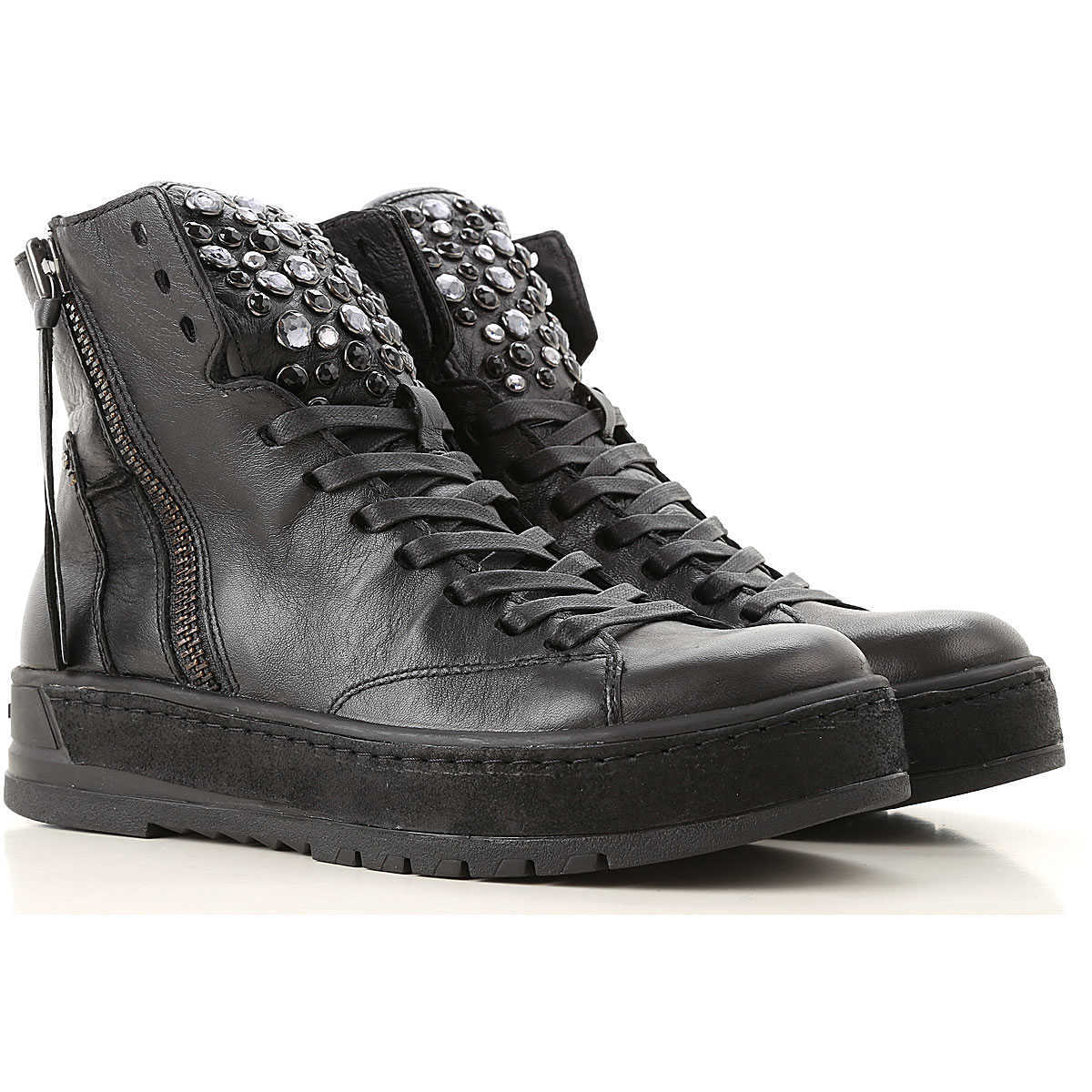 Crime Boots for Women Booties On Sale in Outlet - GOOFASH