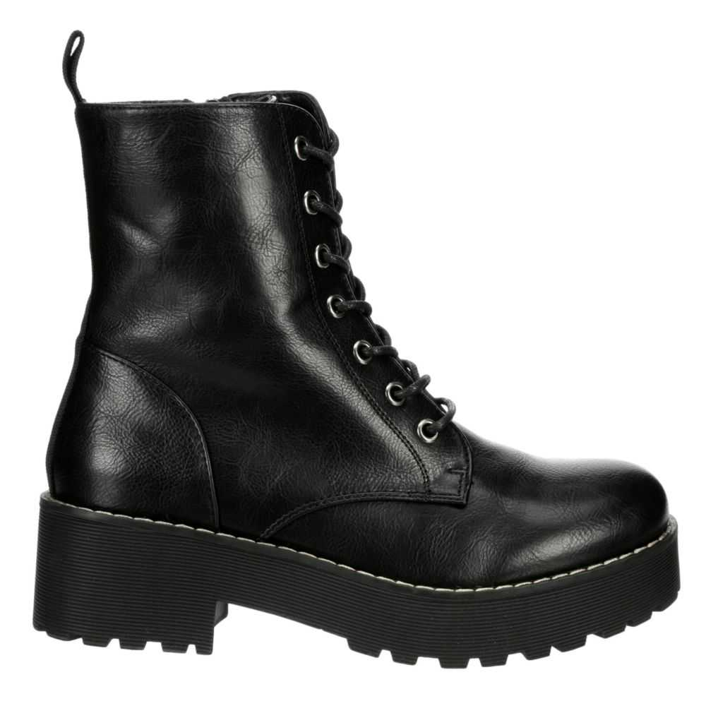 Dirty Laundry Womens Mazzy Boots Black USA - GOOFASH - Womens BOOTS