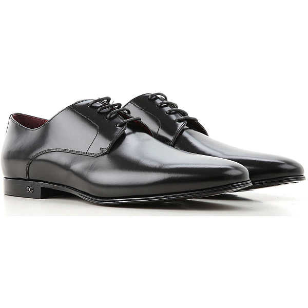Dolce & Gabbana Lace Up Shoes for Men Oxfords 11 5.5 6 6.5 6.75 7 7.5 8 8.5 9 9.25 9.5 Derbies and Brogues UK - GOOFASH