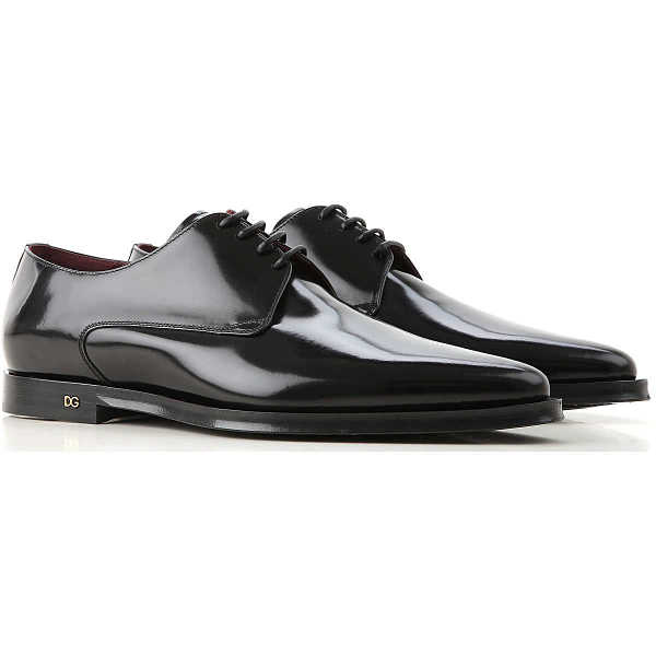 Dolce & Gabbana Lace Up Shoes for Men Oxfords 5.5 6 6.5 6.75 7 7.5 8 8.5 9 9.25 9.5 Derbies and Brogues UK - GOOFASH