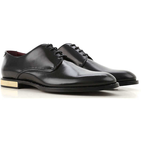 Dolce & Gabbana Lace Up Shoes for Men Oxfords 5.5 6.5 6.75 7 7.5 8 8.5 9 Derbies and Brogues UK - GOOFASH