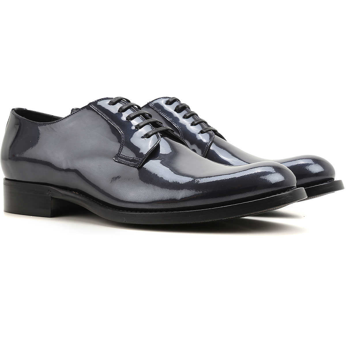 Dolce & Gabbana Lace Up Shoes for Men Oxfords 6.75 8 9 Derbies and Brogues On Sale in Outlet UK - GOOFASH