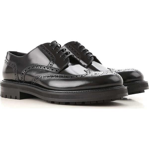 Dolce & Gabbana Lace Up Shoes for Men Oxfords 6.75 9.5 Derbies and Brogues On Sale UK - GOOFASH