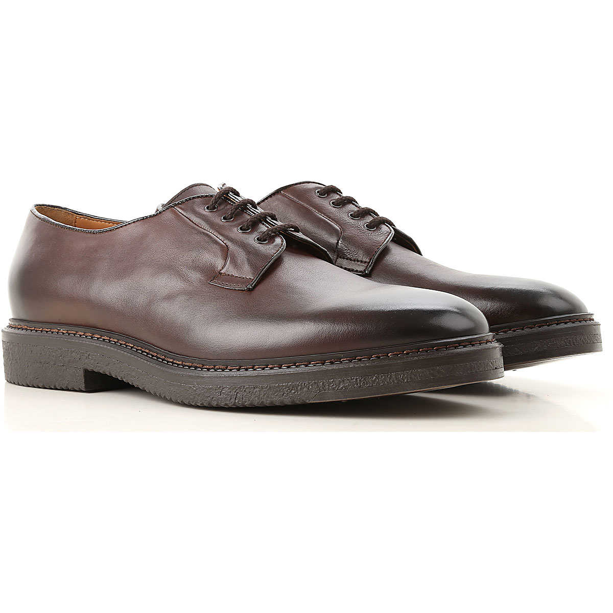Doucals Lace Up Shoes for Men Oxfords 6.5 7 8 9 Derbies and Brogues On Sale UK - GOOFASH