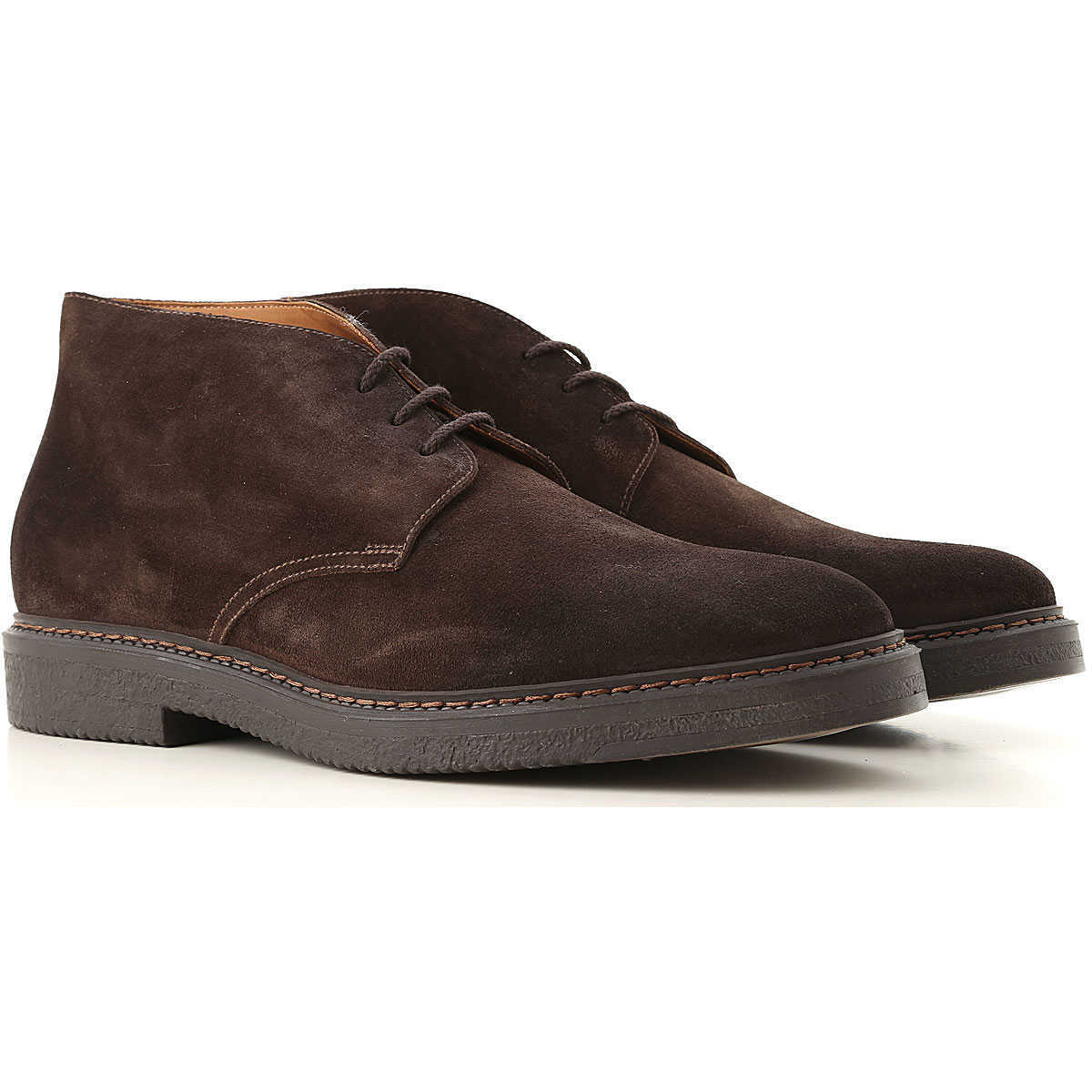 Doucals Lace Up Shoes for Men Oxfords 7 9 Derbies and Brogues On Sale UK - GOOFASH