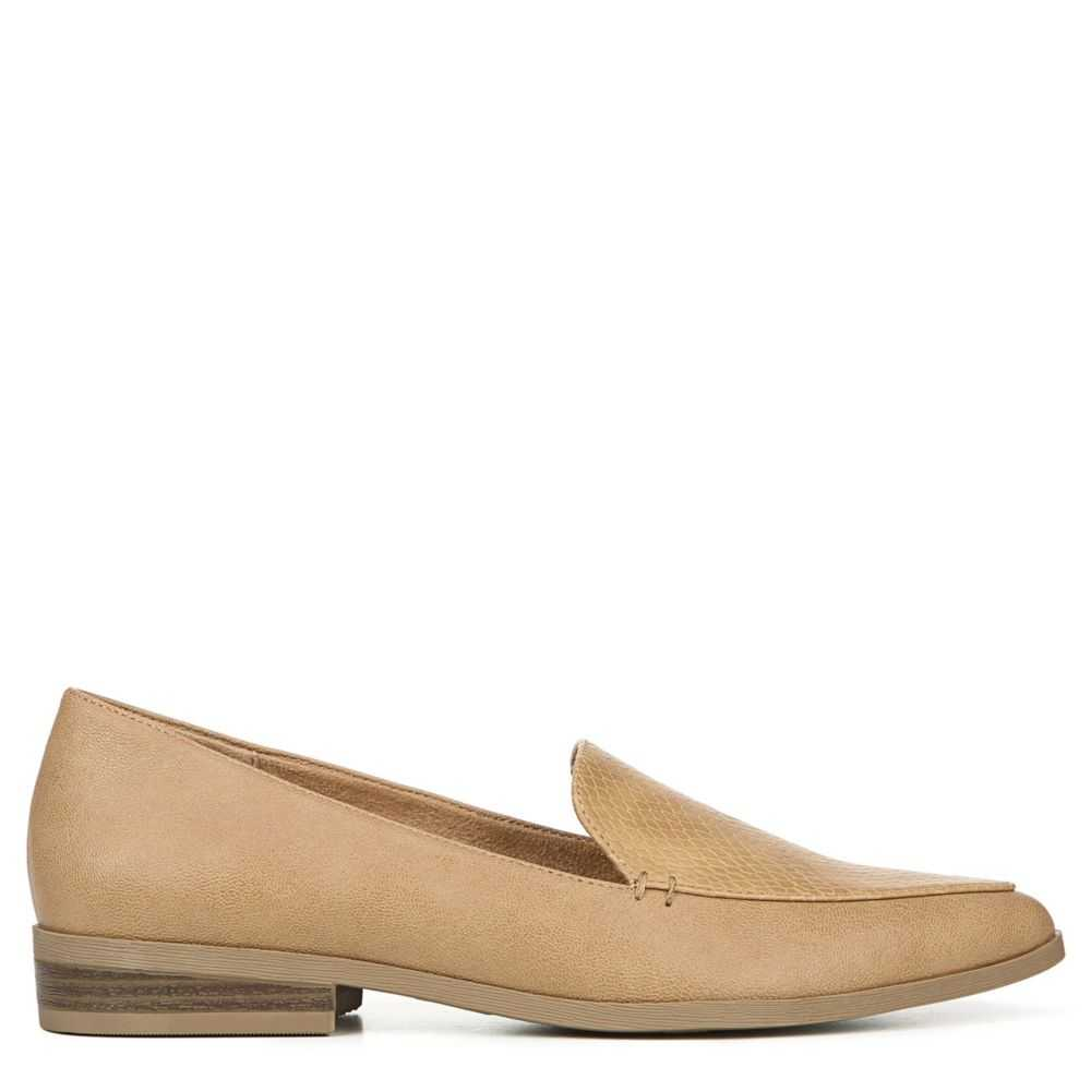 Dr. Scholl's Womens Astaire Loafers Nude USA - GOOFASH - Womens FLAT SHOES