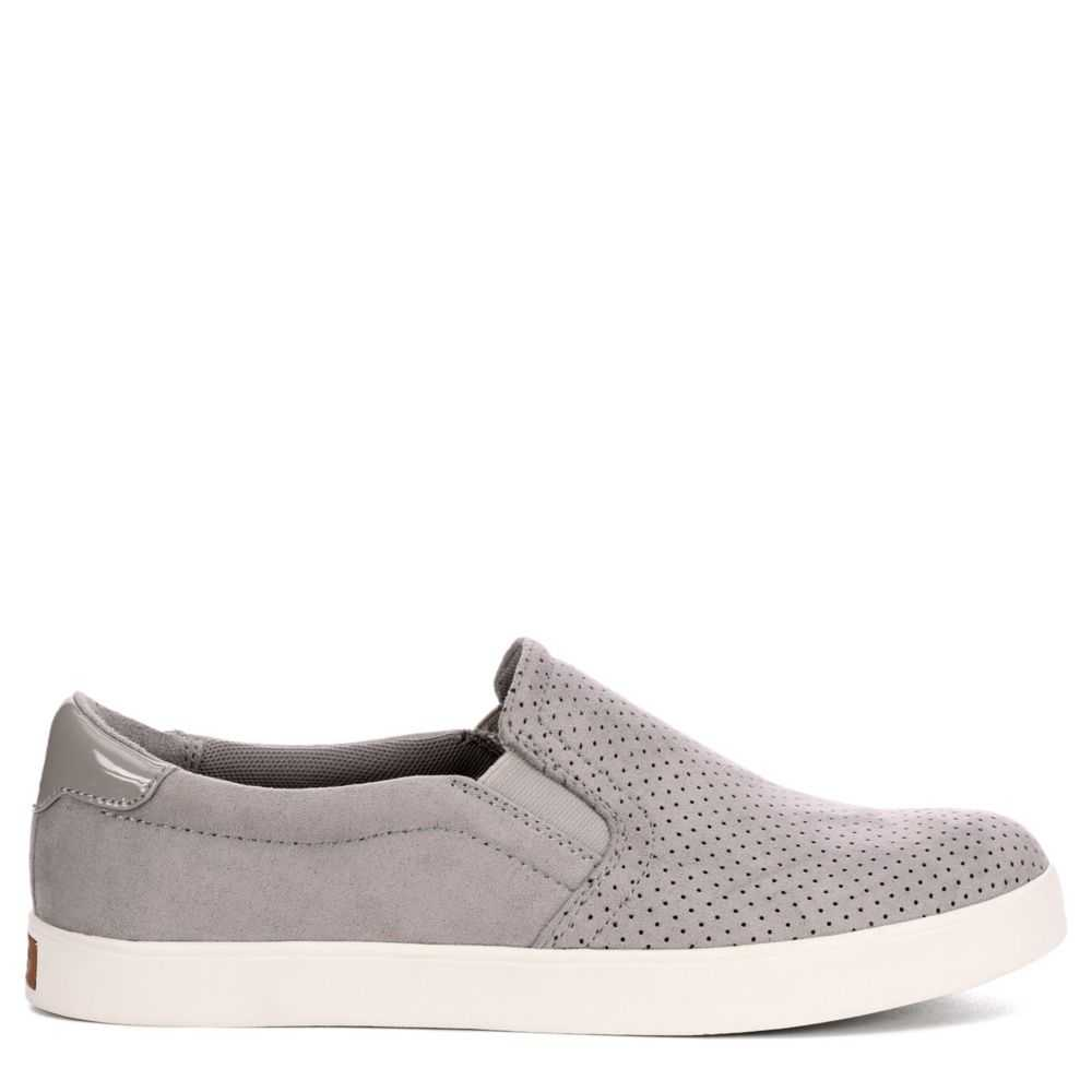 Dr. Scholl's Womens Madison Shoes Sneakers Grey USA - GOOFASH - Womens SNEAKER