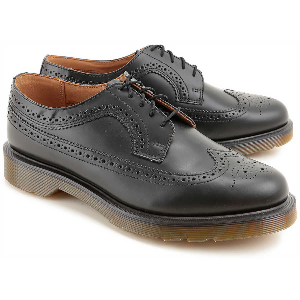 Dr. Martens Lace Up Shoes for Men Oxfords Derbies and Brogues On Sale in Outlet - GOOFASH