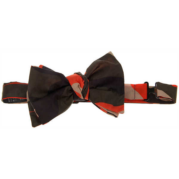 Dsquared2 Ties On Sale Military Green - GOOFASH