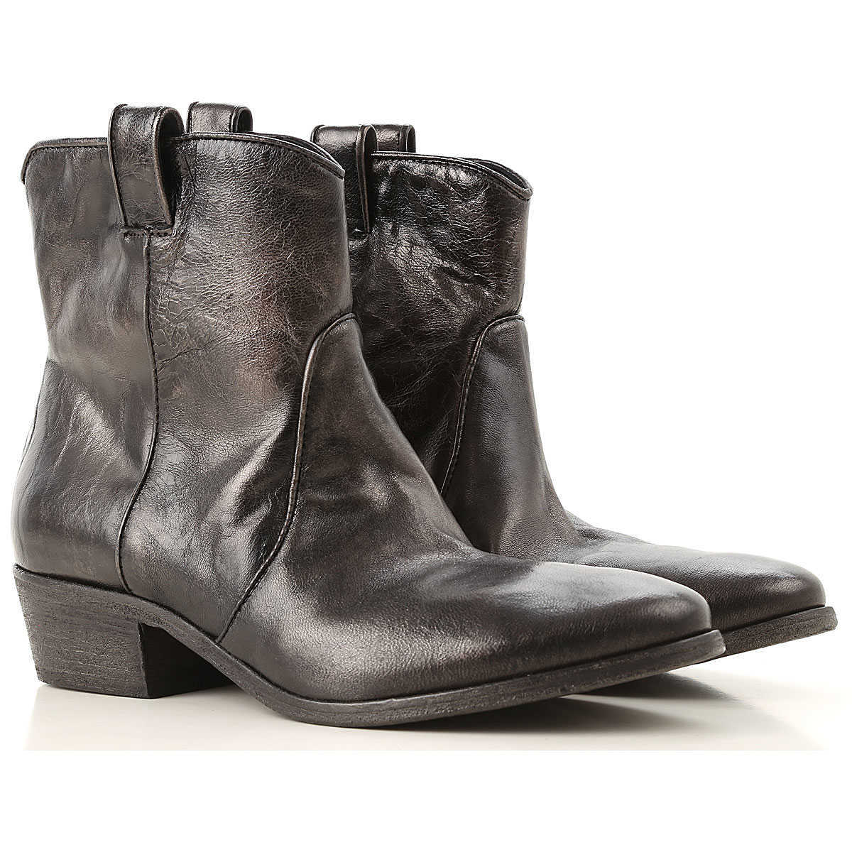 Elena Iachi Boots for Women Booties On Sale in Outlet - GOOFASH