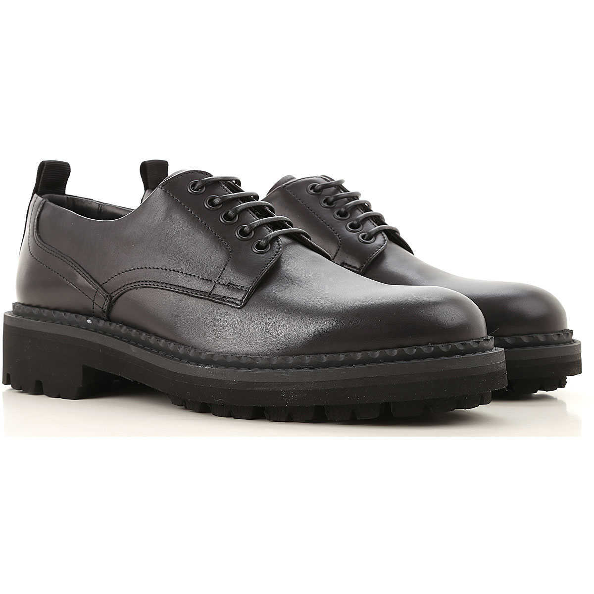 Emporio Armani Lace Up Shoes for Men Oxfords 10 10.5 11 8 8.5 Derbies and Brogues UK - GOOFASH