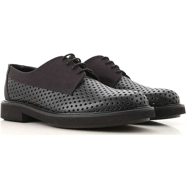 Emporio Armani Lace Up Shoes for Men Oxfords 10 11 8 Derbies and Brogues On Sale UK - GOOFASH