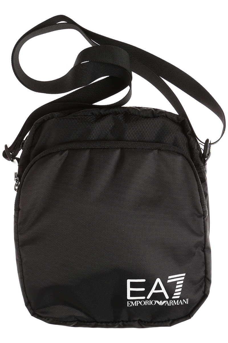 Emporio Armani Messenger Bag for Men On Sale in Outlet Train Prime Pouch UK - GOOFASH