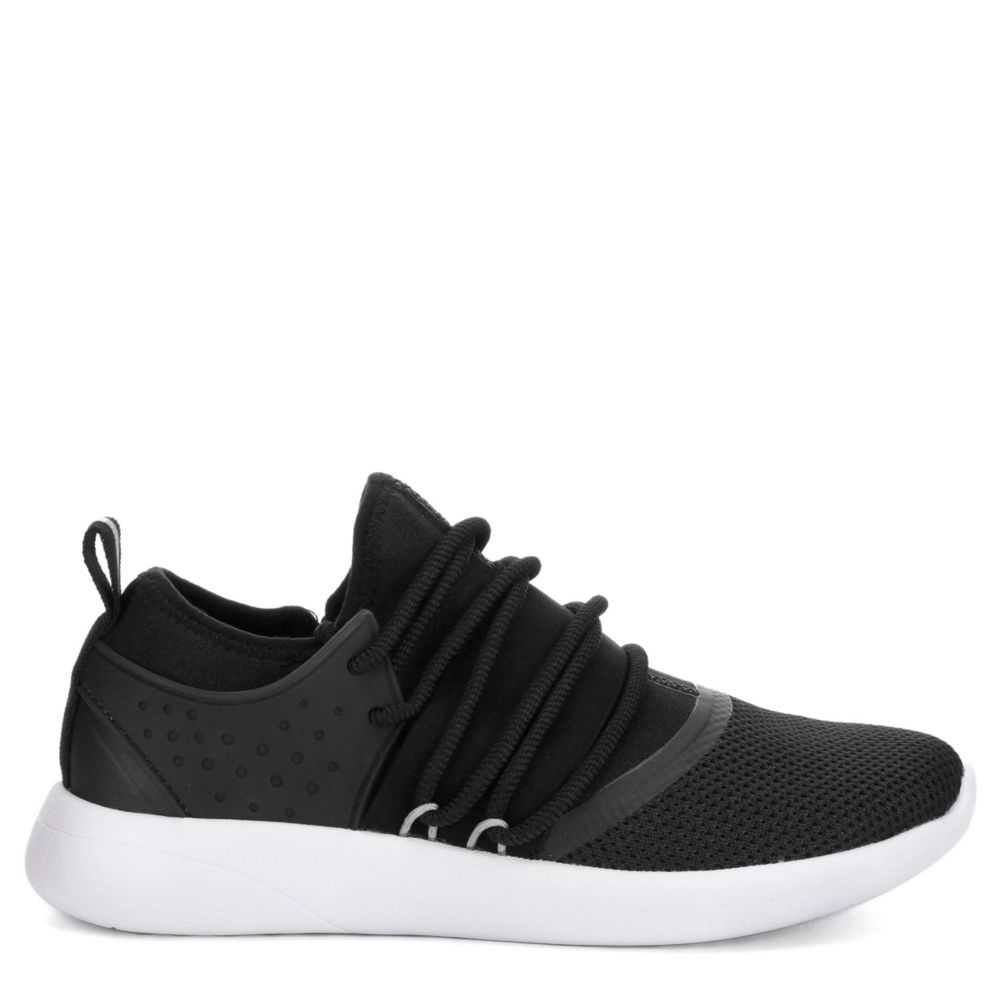 Fabletics Womens Pismo 2 Shoes Sneakers Black USA - GOOFASH - Womens SNEAKER