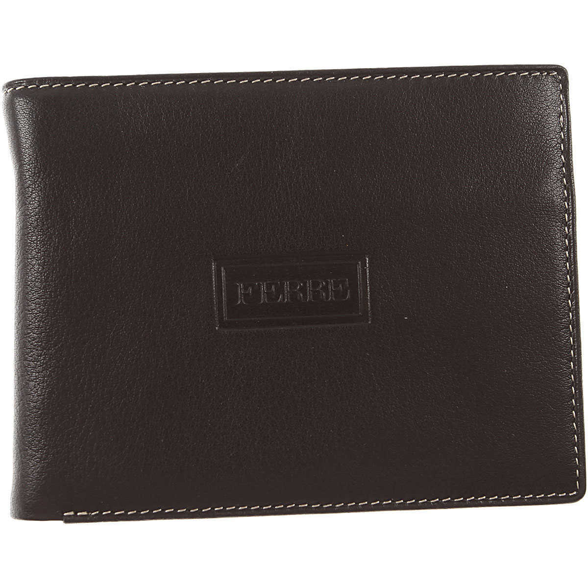 Gianfranco Ferre Wallet for Men On Sale in Outlet Black - GOOFASH