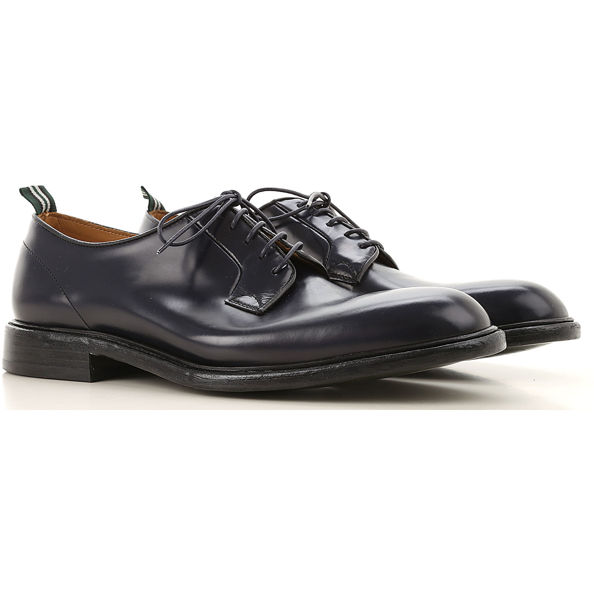 Green George Lace Up Shoes for Men Oxfords 10 9 Derbies and Brogues On Sale UK - GOOFASH